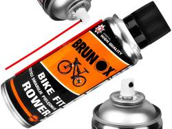 Brunox BIKE FIT smar rowerowy TURBOLIN 200ml SPRAY