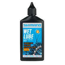 Smar olej do łańcucha SHIMANO WET LUBE - 100ml - mokry NEW