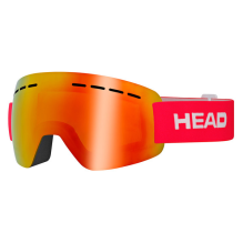 Gogle Narciarskie HEAD SOLAR FMR RED CAT S2