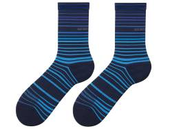 Skarpety SHIMANO Tall socks navy/blue 41-44