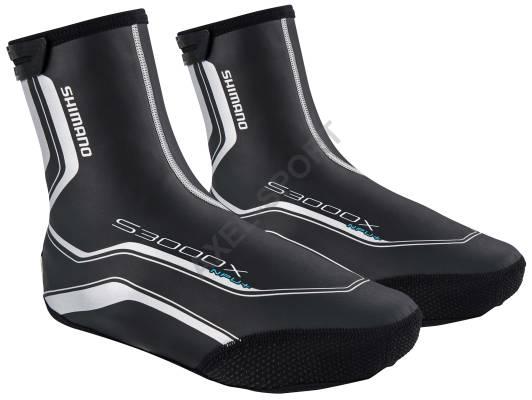Ochraniacze Rowerowe Na Buty Shimano S3000x Npu Black Od 15 Do 5