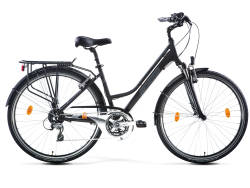 Rower MERIDA FREEWAY 9200 lady - SEMIMATT BLACK/GREY - 2019