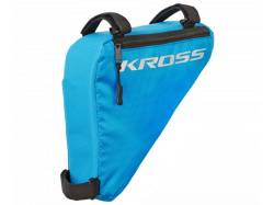 Torba KROSS Triangle bag trójkątna Blue