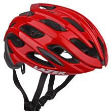 Kask rowerowy LAZER Blade+ Red-black
