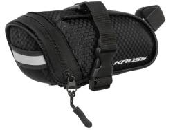 Torebka KROSS ROAMER SADDLE bag L black / 2020