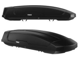 BOX DACHOWY THULE Force XT XL black carbon