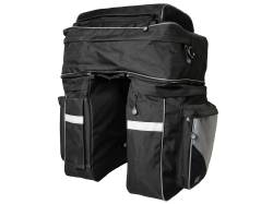 SAKWA MERIDA BIG PANNIER BG-MD122 78L black
